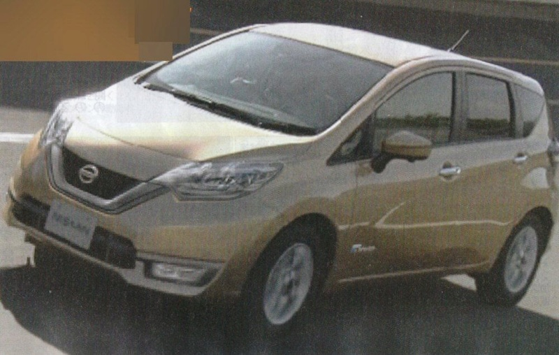 2016 - [Nissan] Note Facelift 16cbad10