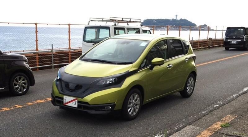 2016 - [Nissan] Note Facelift 86d86610