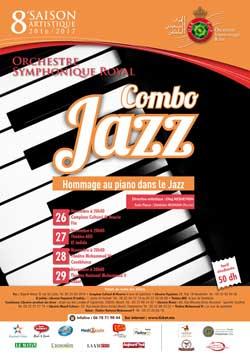27/11 - Orchestre Symphonique Royal  :  Combo Jazz Théâtre Afifi 20 heures Combo-10