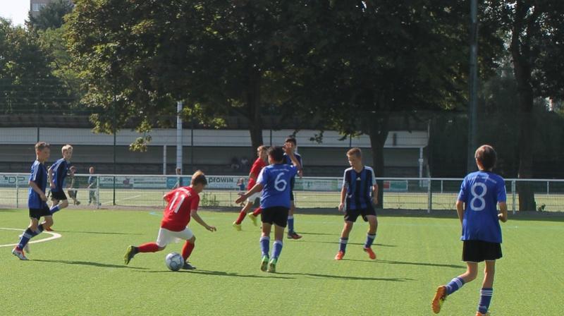 1. Spieltag: BC Ahrweiler II : SG BaWa 0:5 Img_6310