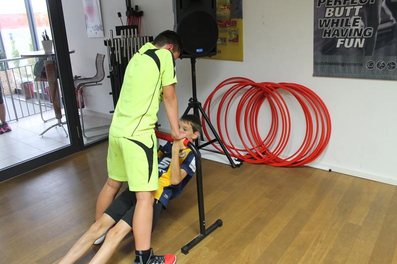 Trainingseinheit im Fitnesstudio premium SPORT Img_6521