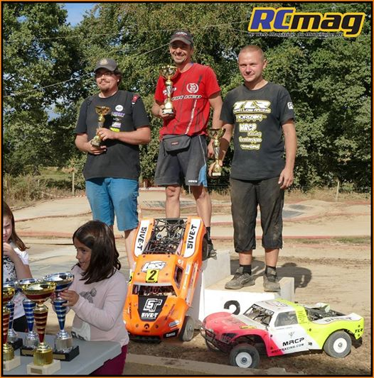 MRCP Racing champion de france 2016 en 4*4 sur losi TLR 5ive 14322210