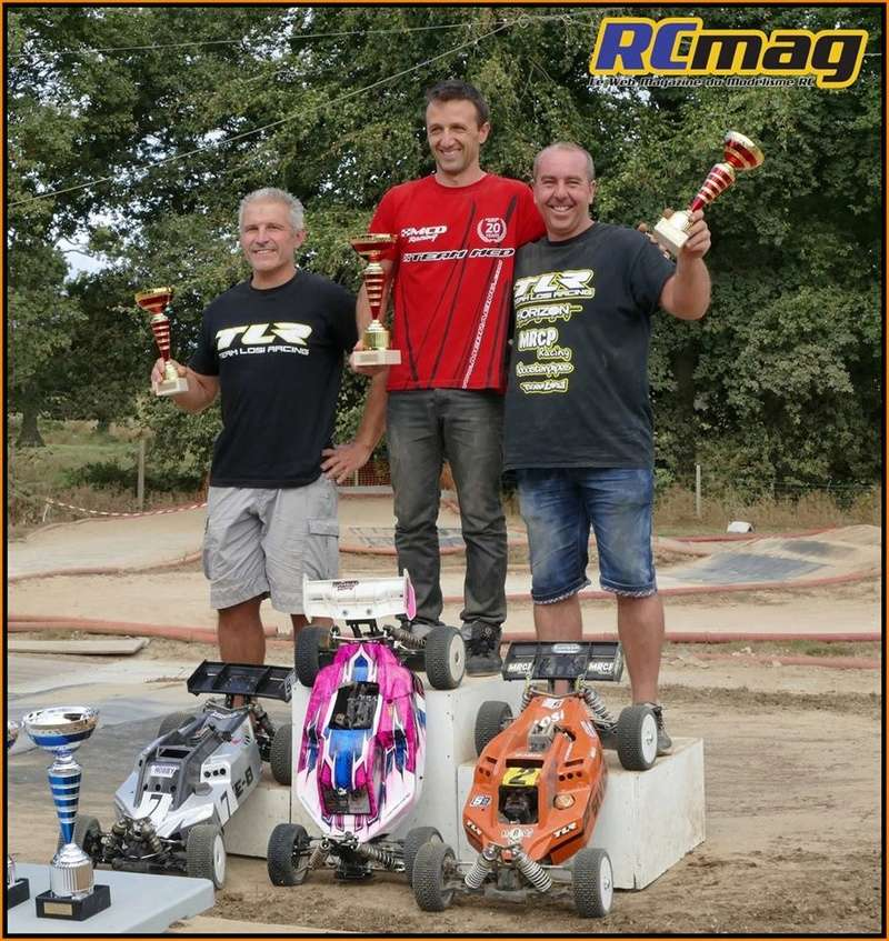 MRCP Racing champion de france 2016 en 4*4 sur losi TLR 5ive 14324410