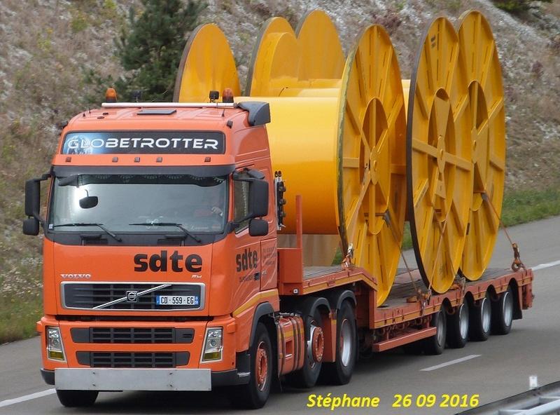 SDTE (Société Dunkerquoise de Transports Exceptionnels) (Dunkerque 59) P1350241