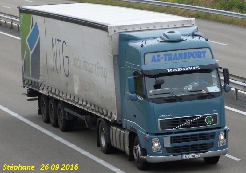 AZ  Transport  (Radovis , Macedoine) P1350286