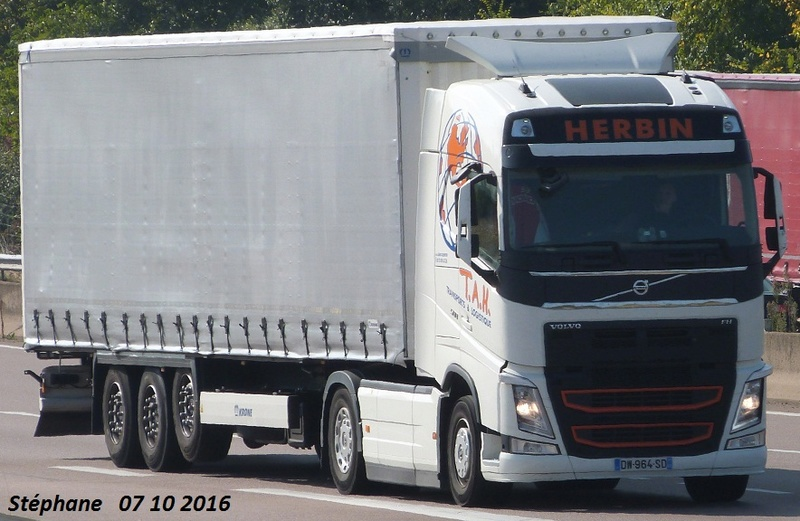 Herbin (TAH) Transports Arnaud Herbin (St Quentin) (02) P1350745