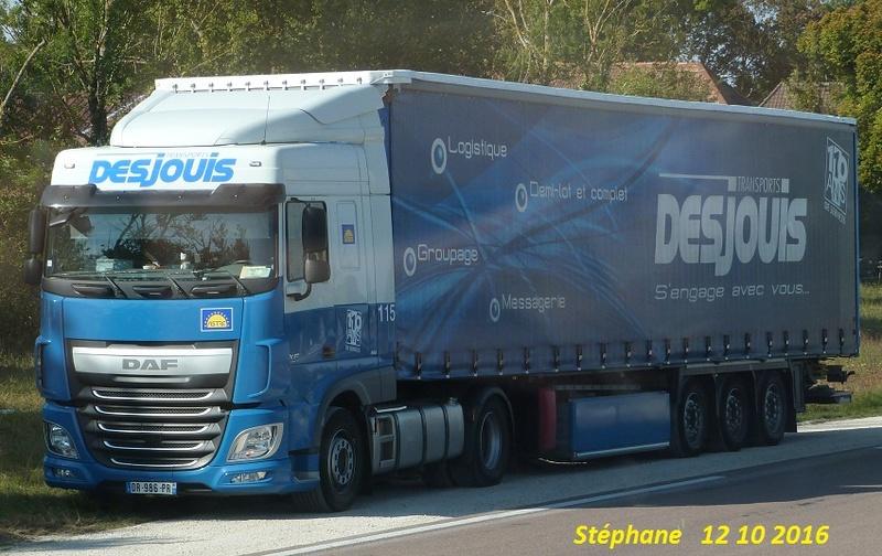 Transport Desjouis (Saint Hilaire le Chatel, 61) P1350941