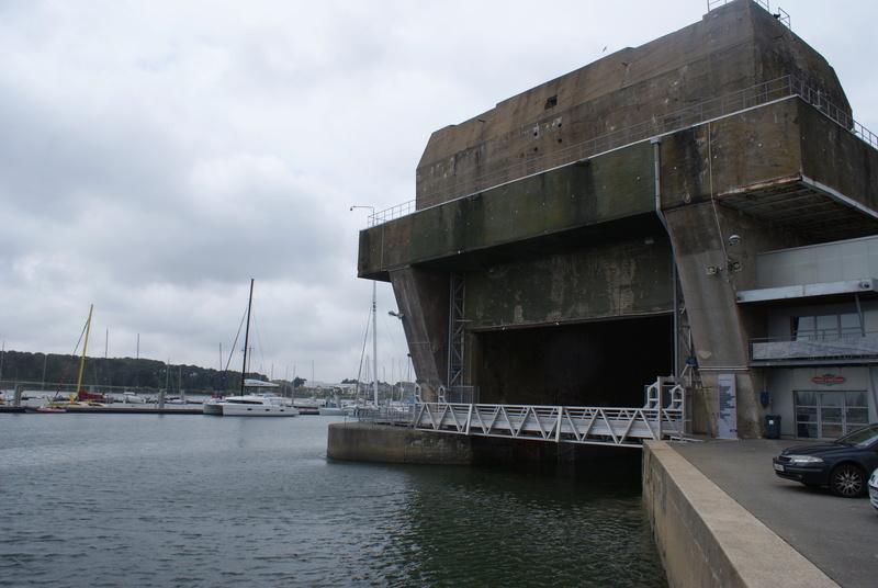 Base de sous-marins Lorient Dsc06213