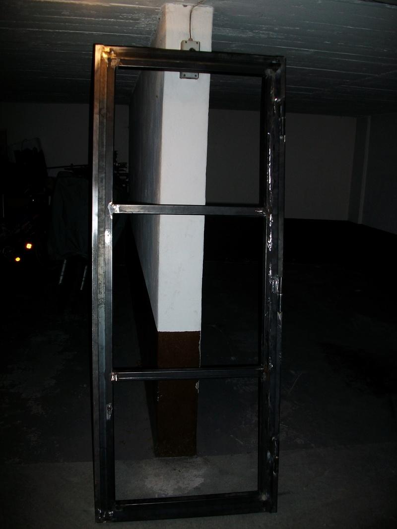 fabrication d'une porte acier Porte_10