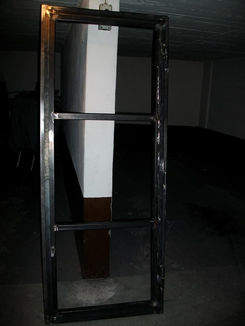 fabrication d'une porte acier Porte_11