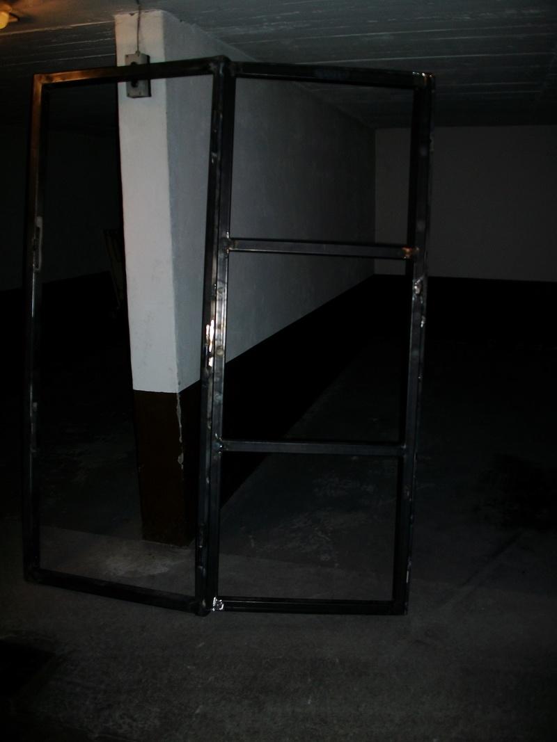 fabrication d'une porte acier Porte_12