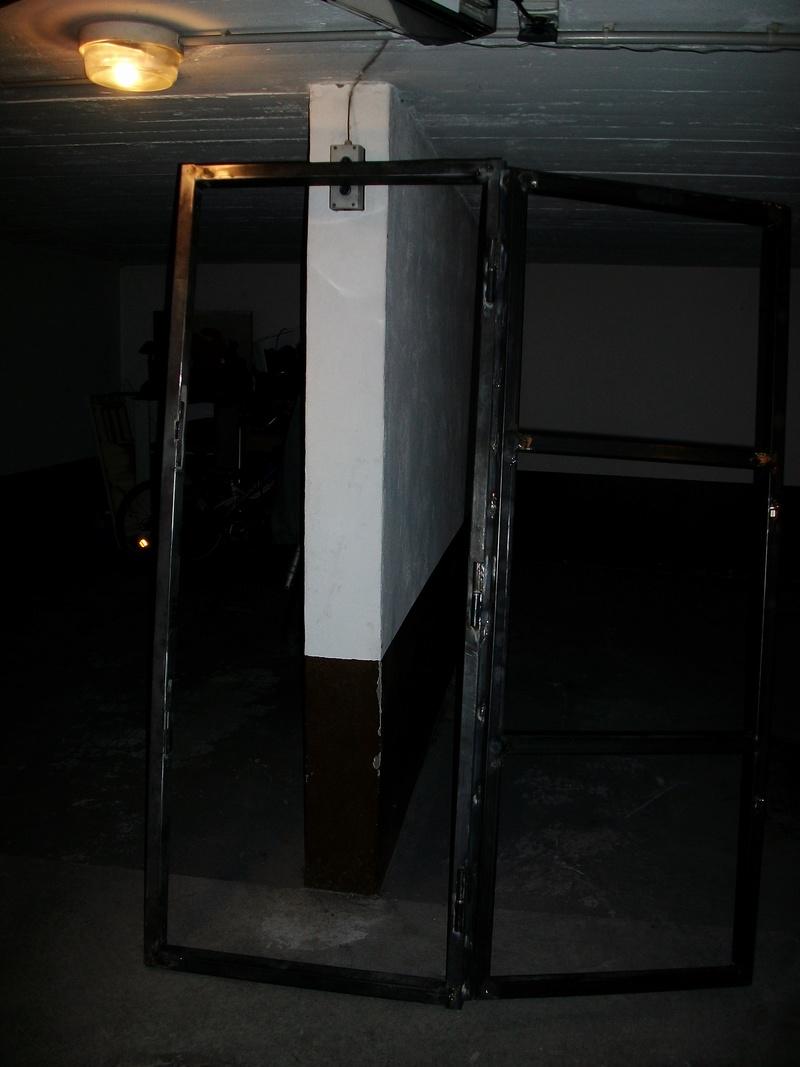 fabrication d'une porte acier Porte_13