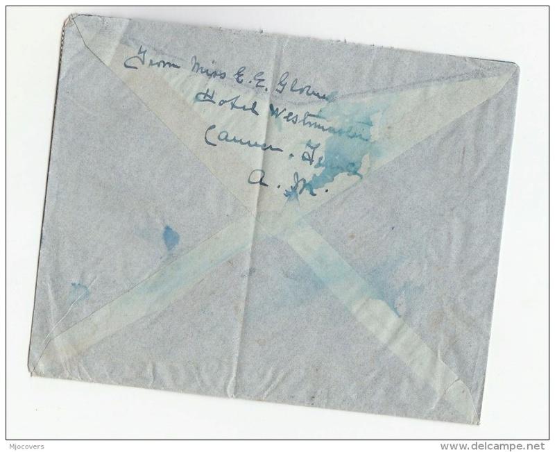 COURRIER DE MARSEILLE 2ème GM 076_0011