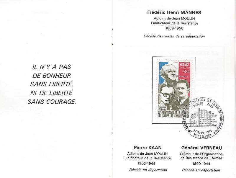 30ème ANNIVERSAIRE DE LA LIBÉRATION DES CAMPS DE CONCENTRATION Libera12