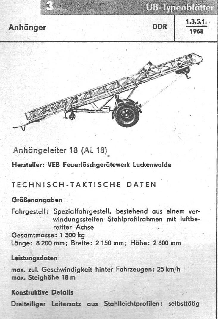 Anhängeleiter AL 12 Busch 59939 Ub2-310