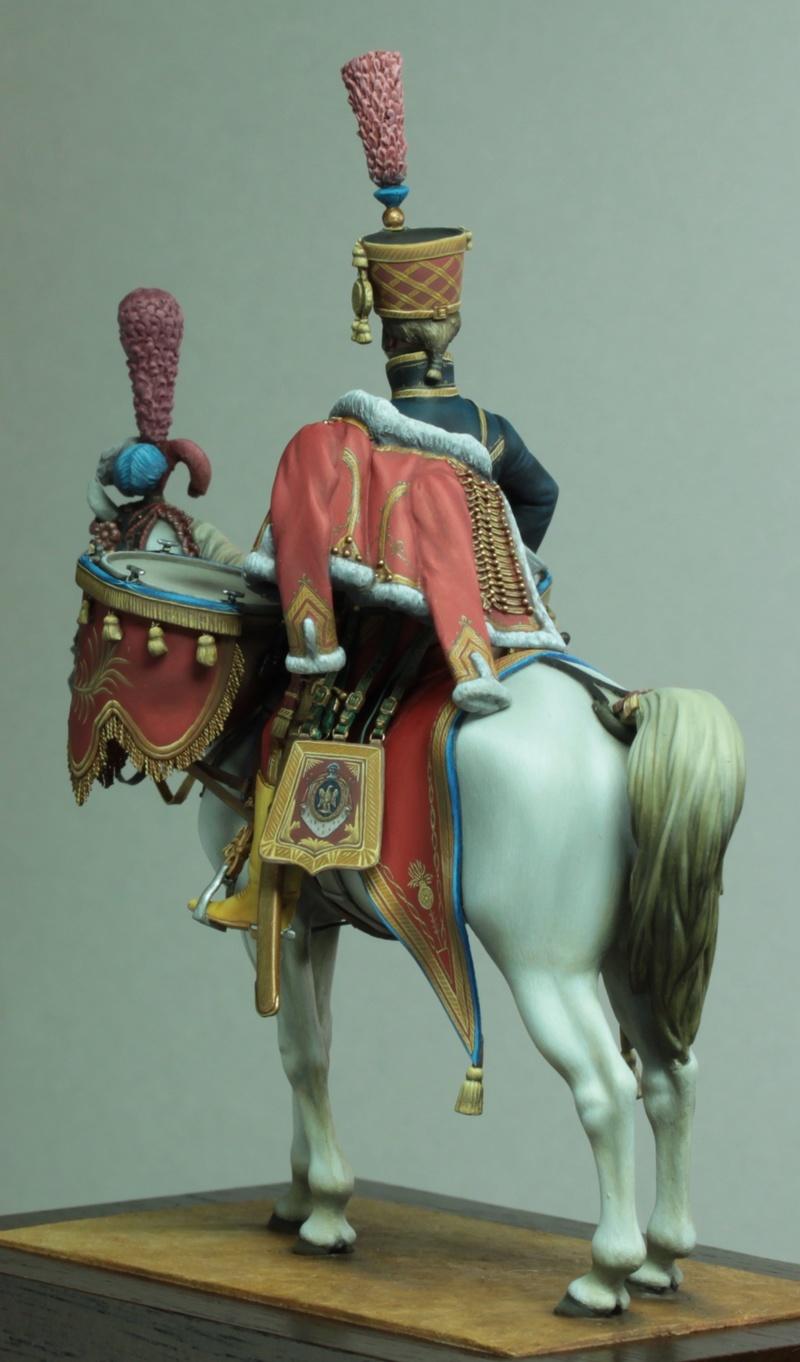 Timbalier des grenadiers à cheval de la Garde Impériale Image110