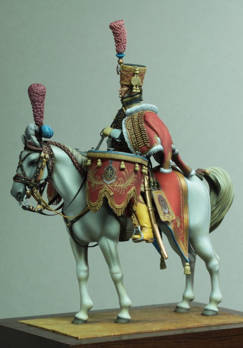 Timbalier des grenadiers à cheval de la Garde Impériale Image112