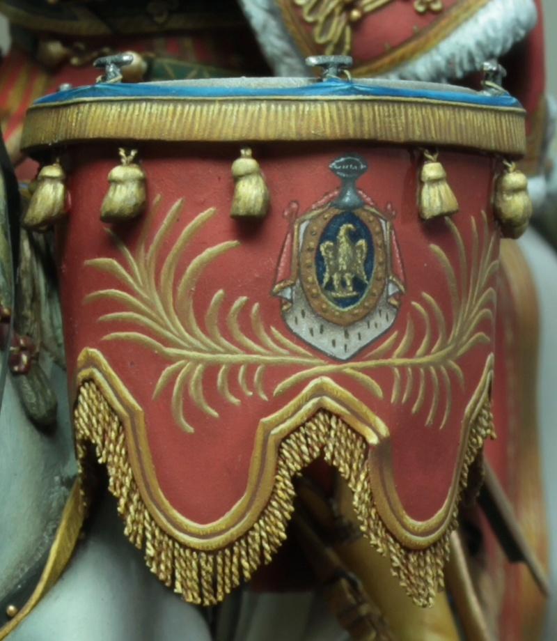 Timbalier des grenadiers à cheval de la Garde Impériale Image113