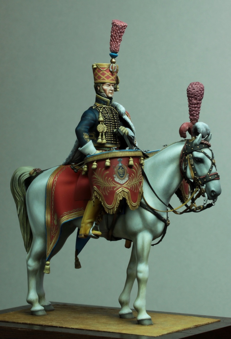 Timbalier des grenadiers à cheval de la Garde Impériale Image710