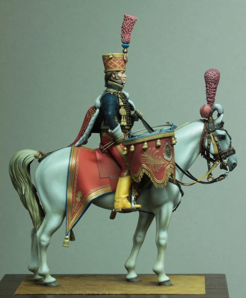 Timbalier des grenadiers à cheval de la Garde Impériale Image810