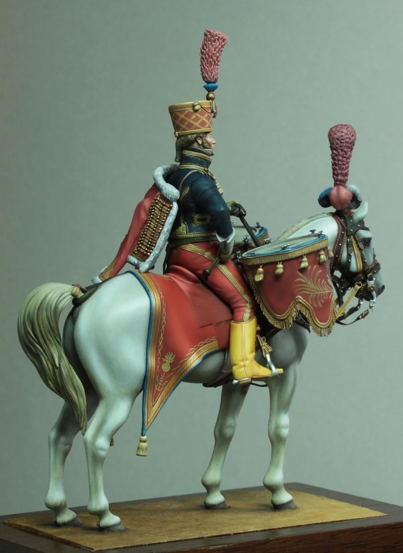 Timbalier des grenadiers à cheval de la Garde Impériale Image910
