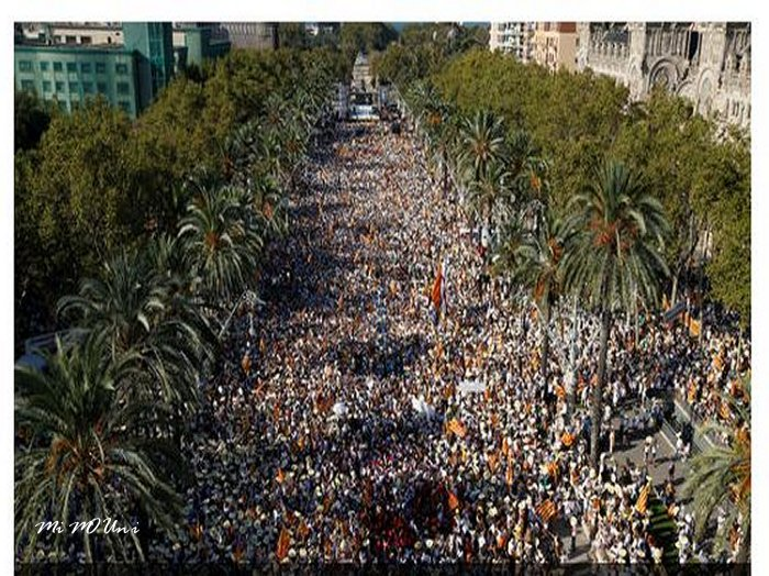 L'Espagne affronte le risque de son éclatement Catala10