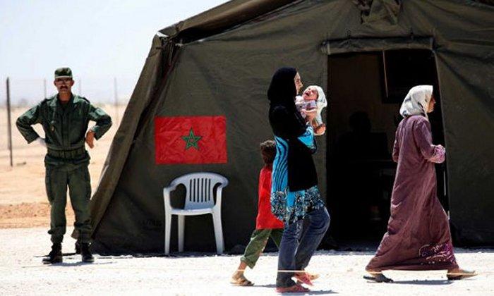 algerie - Morocco vs algerie الفرق ين المغرب والجزائر Syrie410