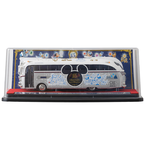 """[Tokyo DisneySea] : 15th anniversary """"The Year of Wishes"""" merchandising Bus_1510"""