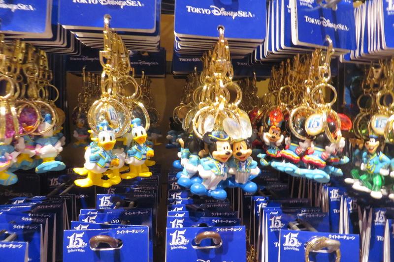 """[Tokyo DisneySea] : 15th anniversary """"The Year of Wishes"""" merchandising Img_6214"""