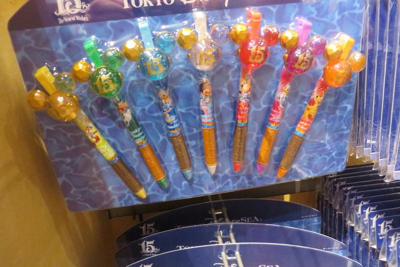 """[Tokyo DisneySea] : 15th anniversary """"The Year of Wishes"""" merchandising Img_6315"""