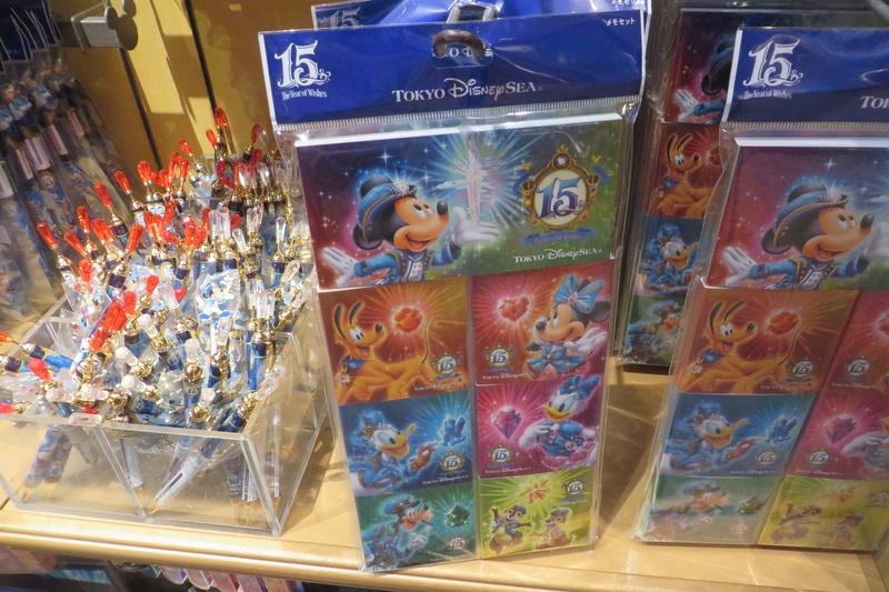 """[Tokyo DisneySea] : 15th anniversary """"The Year of Wishes"""" merchandising Img_6320"""