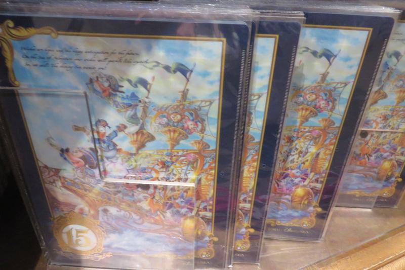 """[Tokyo DisneySea] : 15th anniversary """"The Year of Wishes"""" merchandising Img_6321"""