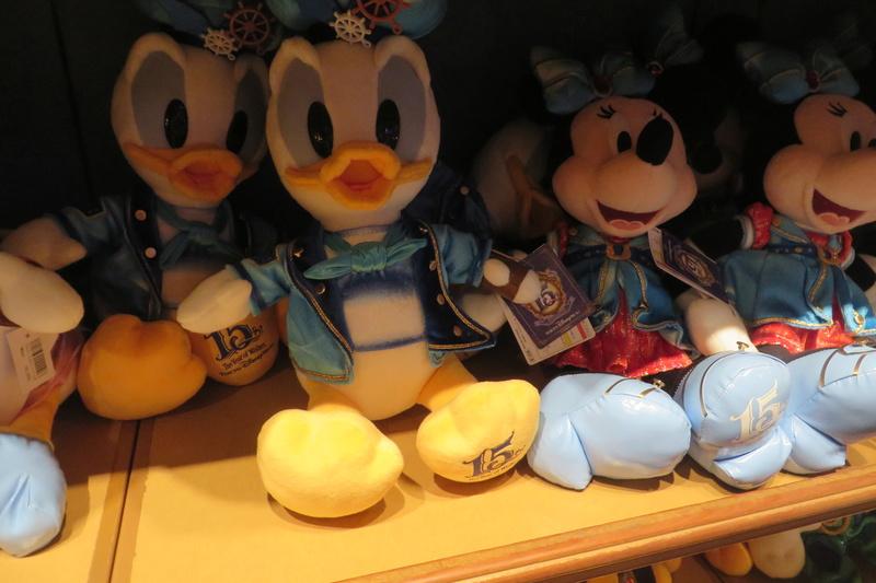 """[Tokyo DisneySea] : 15th anniversary """"The Year of Wishes"""" merchandising Img_6323"""