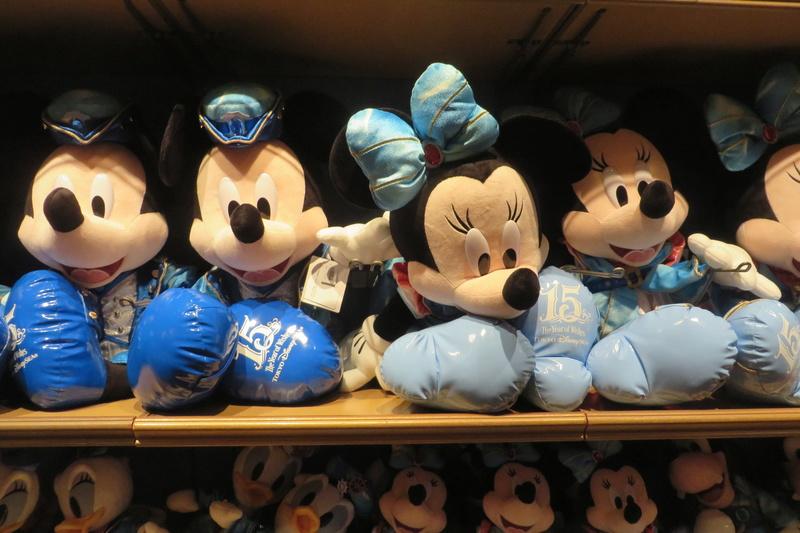 """[Tokyo DisneySea] : 15th anniversary """"The Year of Wishes"""" merchandising Img_6324"""