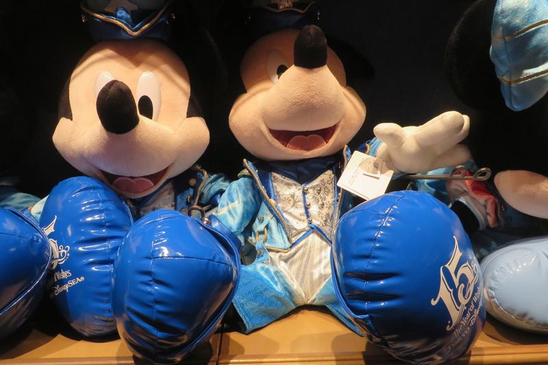 """[Tokyo DisneySea] : 15th anniversary """"The Year of Wishes"""" merchandising Img_6325"""