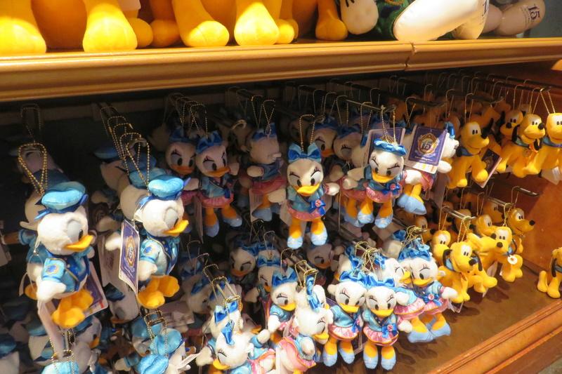 """[Tokyo DisneySea] : 15th anniversary """"The Year of Wishes"""" merchandising Img_6326"""