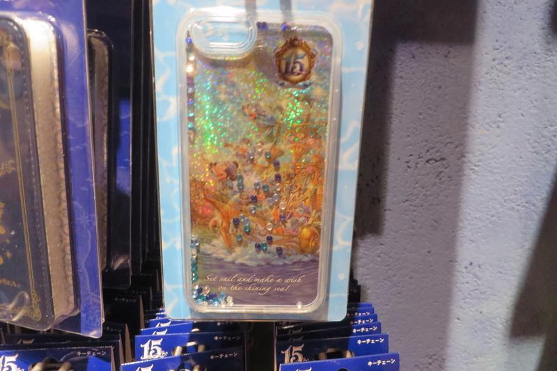 """[Tokyo DisneySea] : 15th anniversary """"The Year of Wishes"""" merchandising Img_6336"""