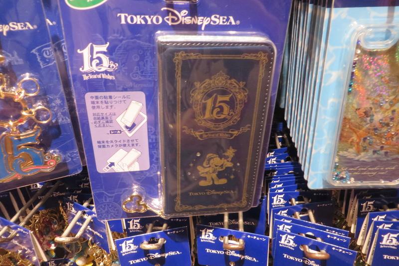 """[Tokyo DisneySea] : 15th anniversary """"The Year of Wishes"""" merchandising Img_6338"""