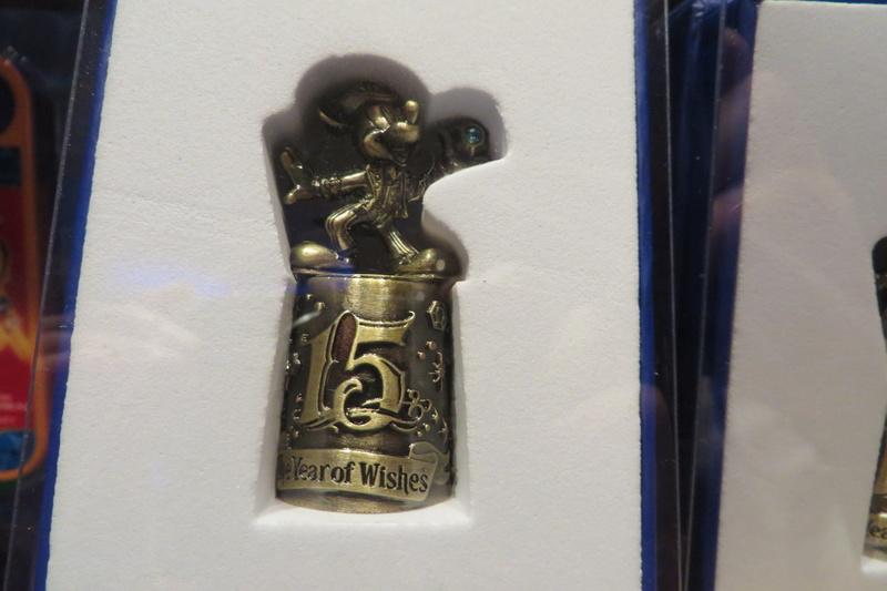 """[Tokyo DisneySea] : 15th anniversary """"The Year of Wishes"""" merchandising Img_6340"""