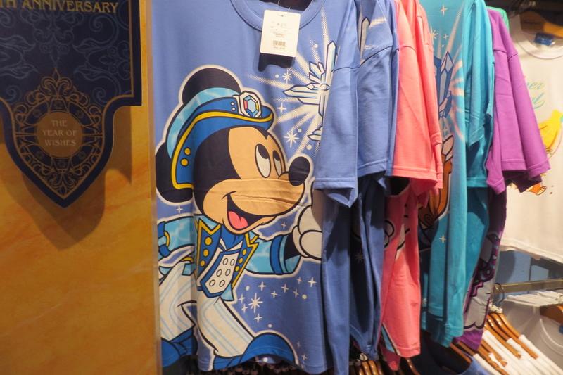 """[Tokyo DisneySea] : 15th anniversary """"The Year of Wishes"""" merchandising Img_6343"""