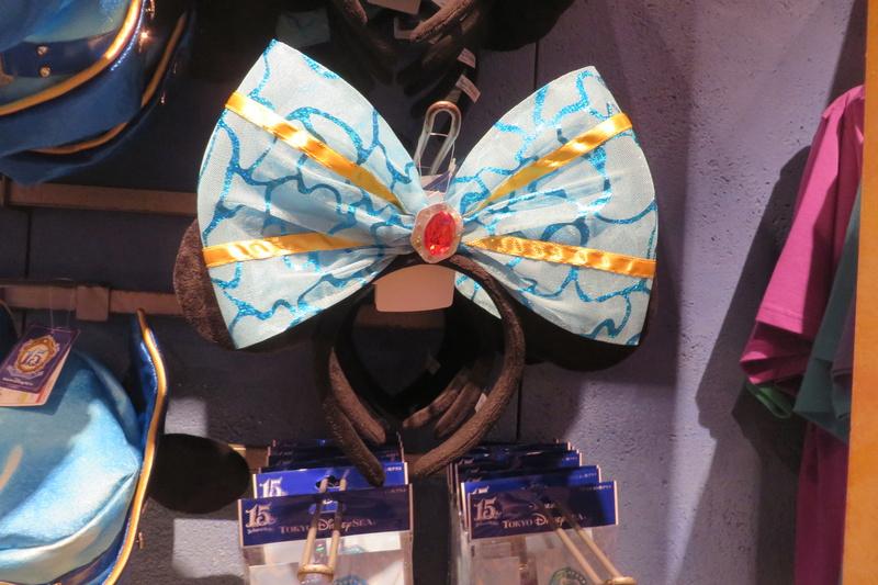 """[Tokyo DisneySea] : 15th anniversary """"The Year of Wishes"""" merchandising Img_6411"""