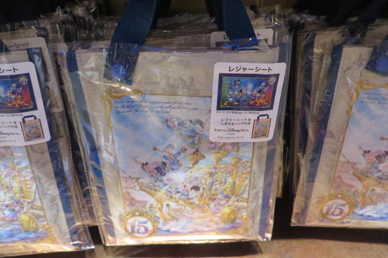 """[Tokyo DisneySea] : 15th anniversary """"The Year of Wishes"""" merchandising Img_6413"""