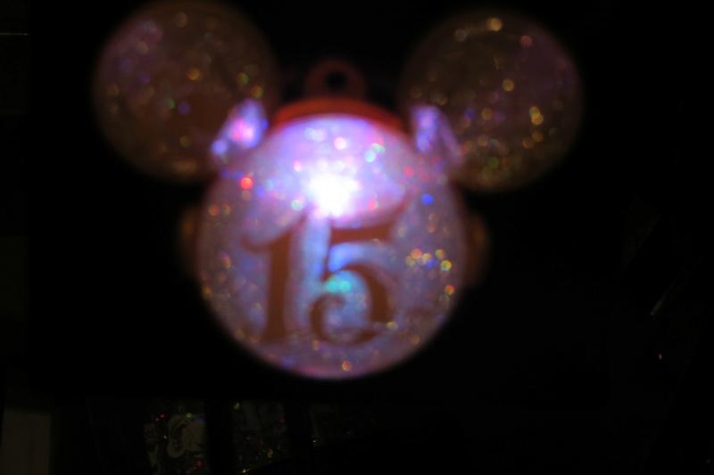 """[Tokyo DisneySea] : 15th anniversary """"The Year of Wishes"""" merchandising Img_6510"""