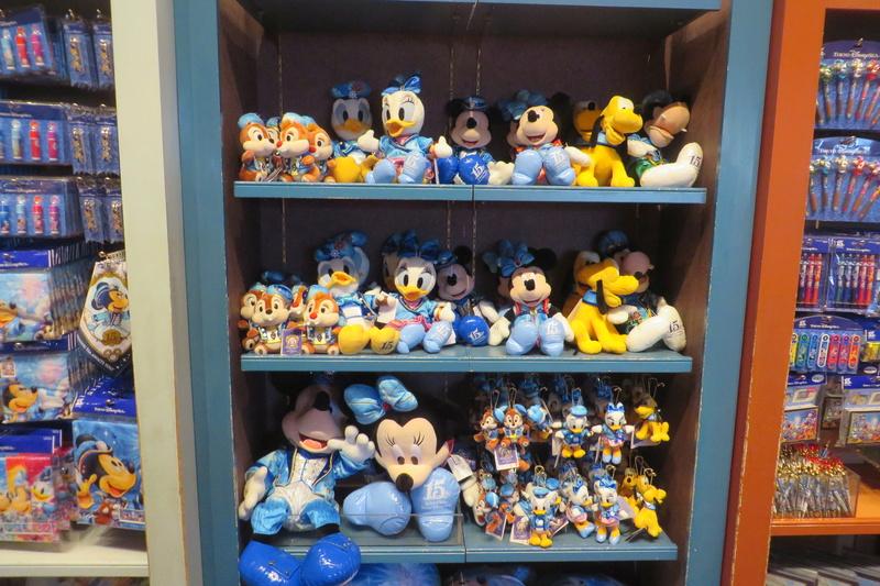 """[Tokyo DisneySea] : 15th anniversary """"The Year of Wishes"""" merchandising Img_6511"""