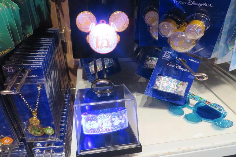 """[Tokyo DisneySea] : 15th anniversary """"The Year of Wishes"""" merchandising Img_6512"""