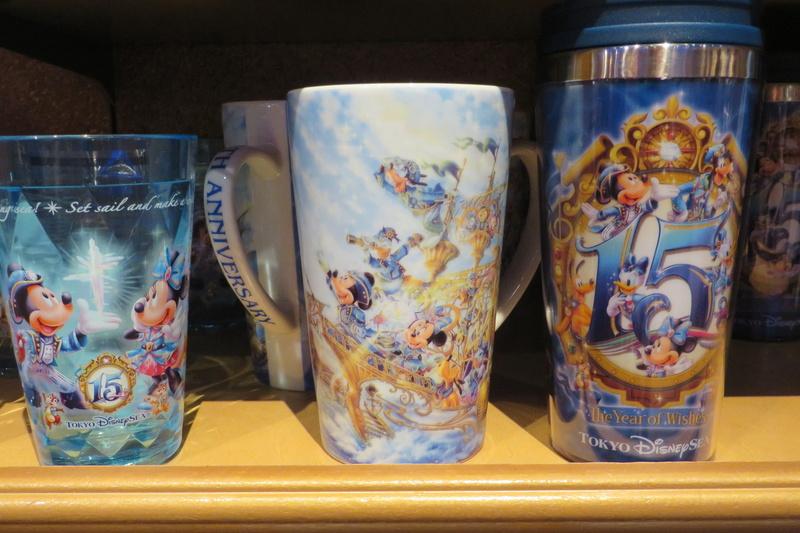 """[Tokyo DisneySea] : 15th anniversary """"The Year of Wishes"""" merchandising Img_8344"""