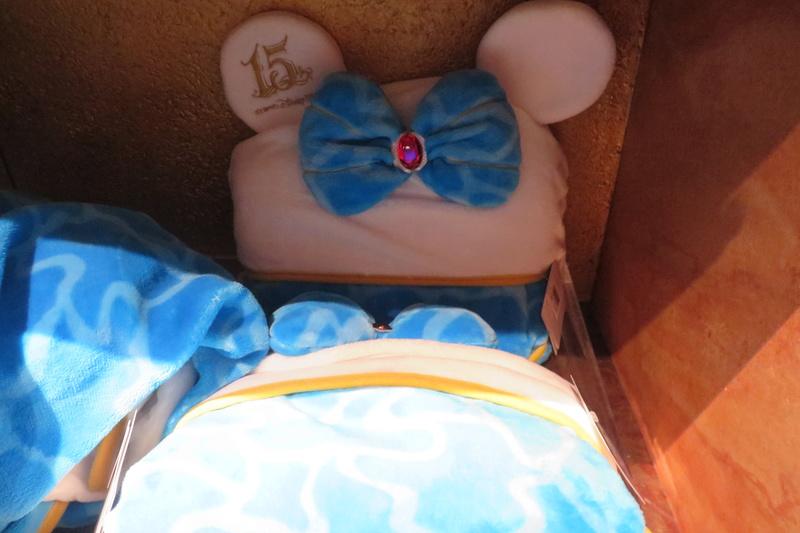 """[Tokyo DisneySea] : 15th anniversary """"The Year of Wishes"""" merchandising Img_8510"""