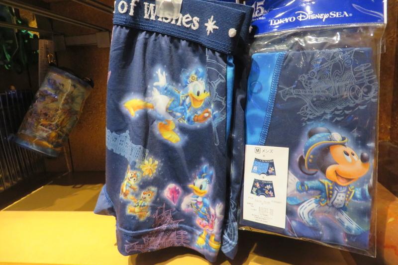 """[Tokyo DisneySea] : 15th anniversary """"The Year of Wishes"""" merchandising Img_8512"""