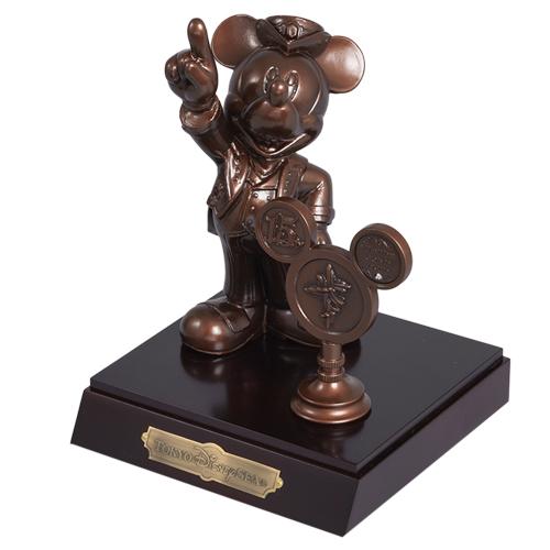 """[Tokyo DisneySea] : 15th anniversary """"The Year of Wishes"""" merchandising Statue10"""