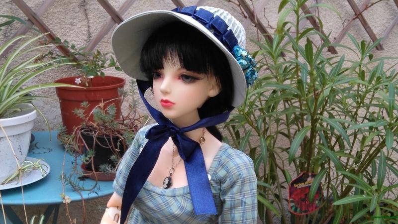 Faïk couture : Daisy remonte le temps... Lisa_r11